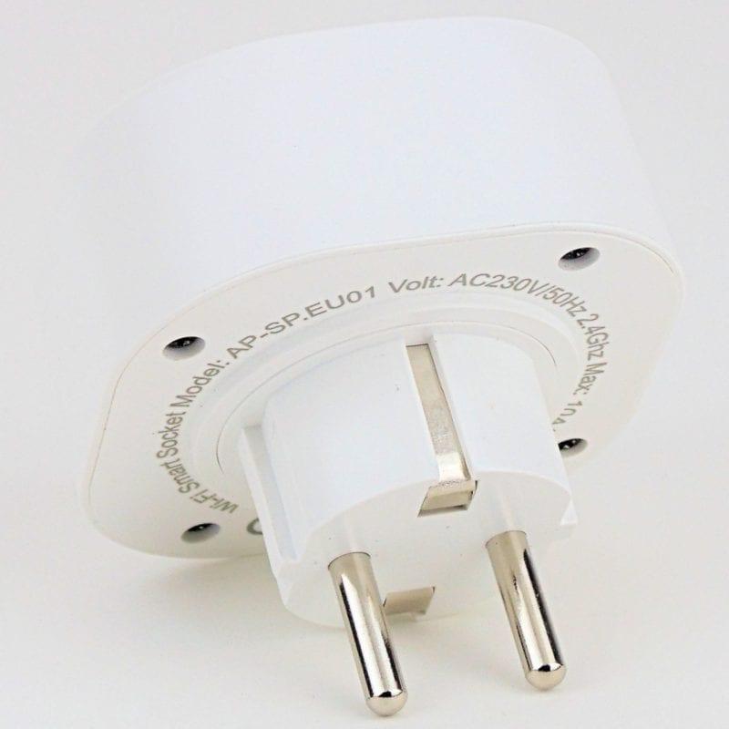 Enchufe schuko inteligente WiFi TuyaSmart