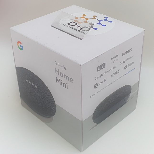 Google home mini DD Technology