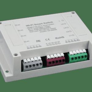 Interruptor 4 circuitos WiFi Inteligente TuyaSmart