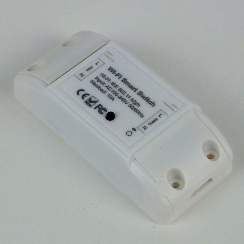 Interruptor inteligente de un circuito WiFi TuyaSmart