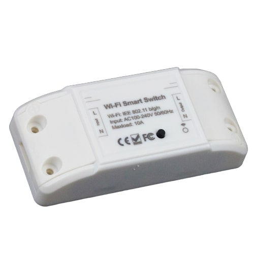 Interruptor 1 circuito WiFi Inteligente TuyaSmart