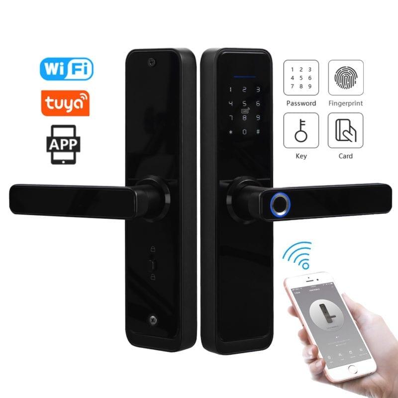 Cerradura WiFI Inteligente TuyaSmart