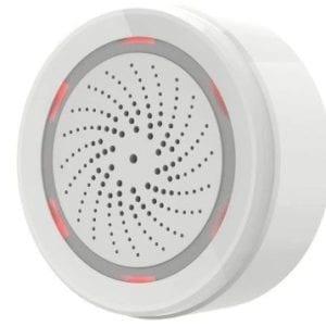 Sensor de temperatura y humedad WiFi TuyaSmart