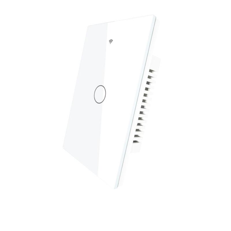 Llave táctil 1 Tecla WiFi+BT+RF